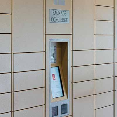 Package Concierge Parcel Locker